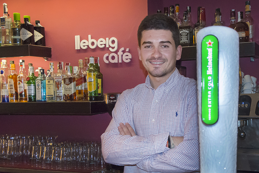 Qué valores compartimos Machan, Heineken y Llebeig Café