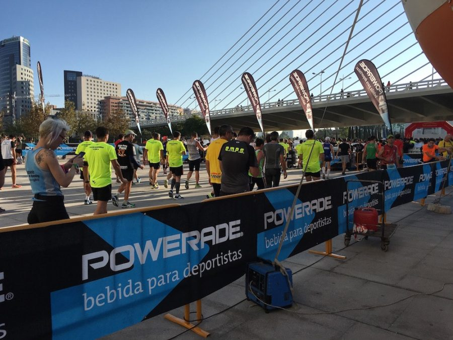 Vive el Maratón de Valencia desde nuestras terrazas en la Alameda