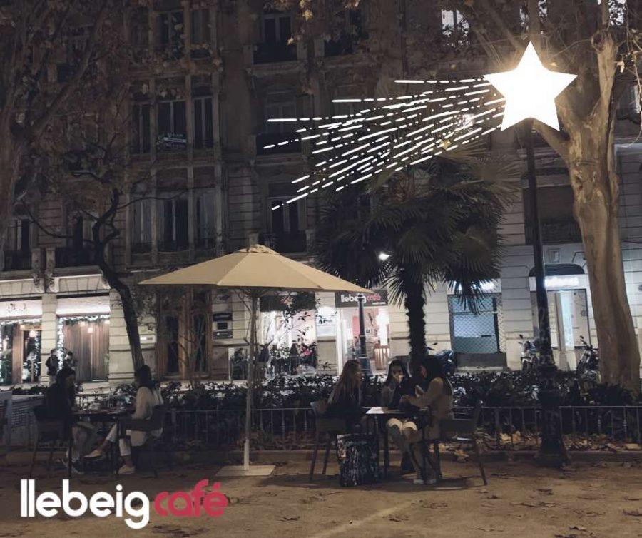 Insólita Navidad: nuevas medidas COVID y nuestra terraza en Gran Vía