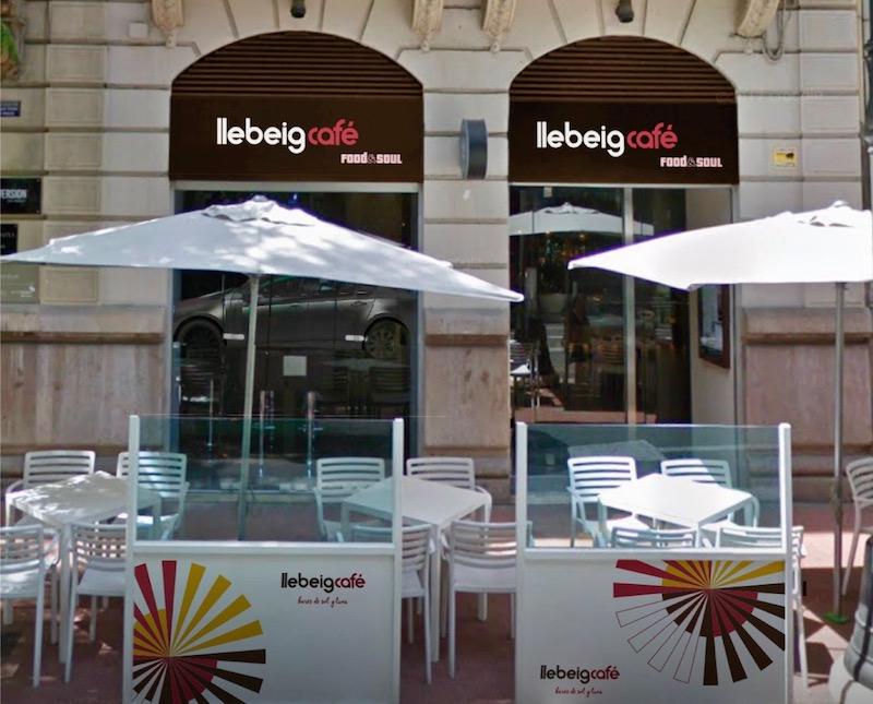 Tu nuevo Llebeig Café estará en Gran Vía Marqués del Túria 59